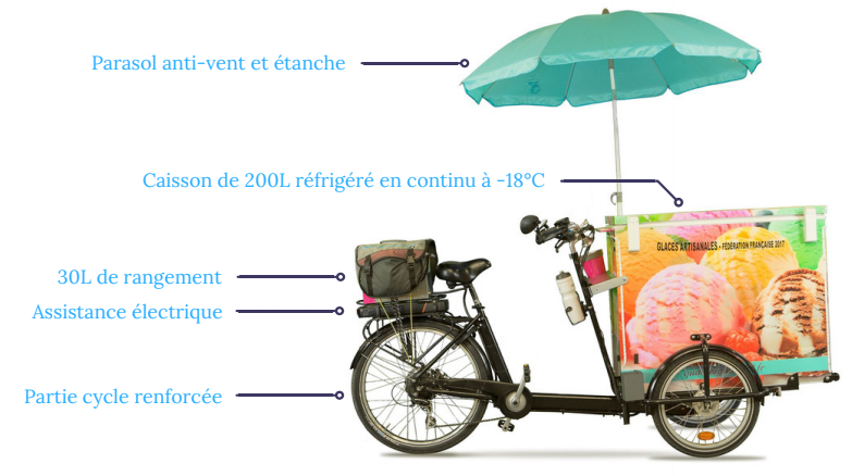 achat-triporteur-glace-profesionnel-refrigere
